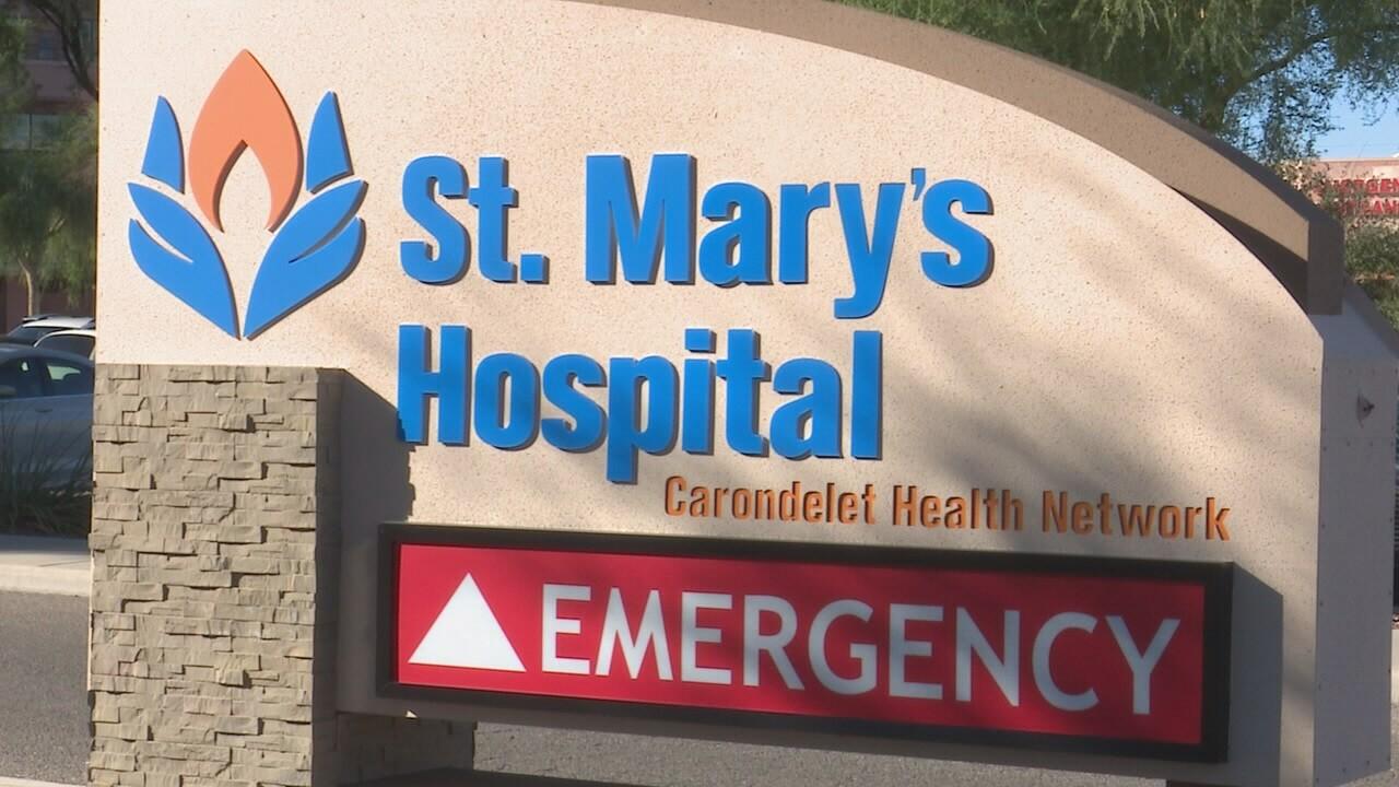 St. Joseph St. Mary Hospitals