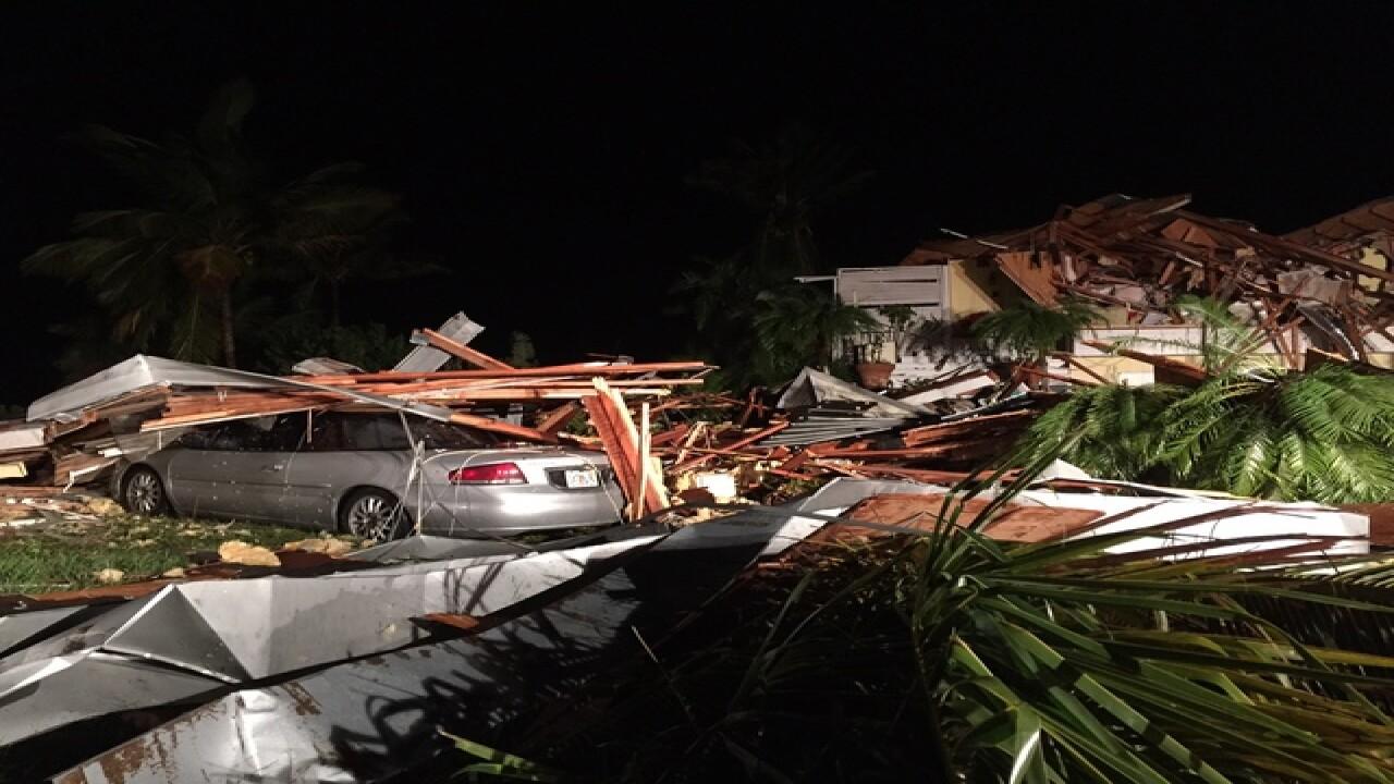 Severe storms wreak havoc in Sarasota