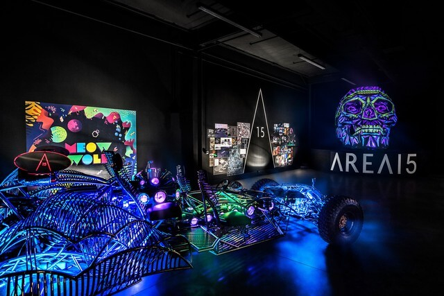 PHOTOS: Area 15 coming to Las Vegas