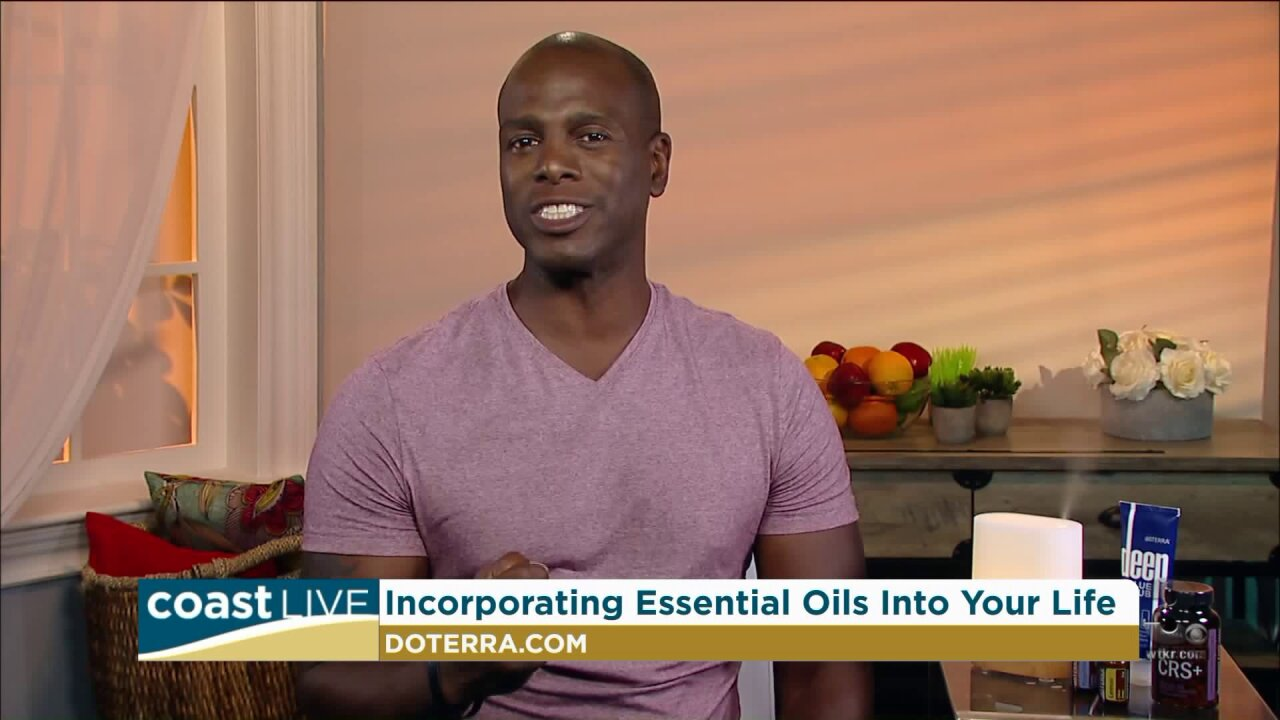 The benefits of essential oil supplements on Coast Live
