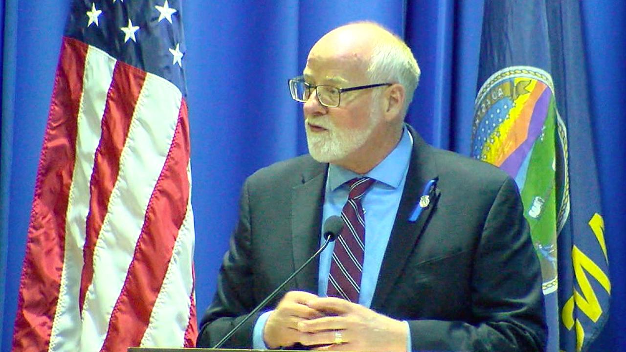 KCK Mayor David Alvey