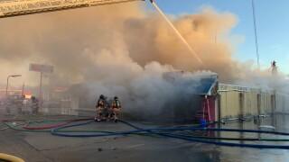 Courtesy: Hopkinsville Fire Department