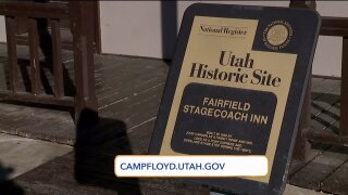 Exploring Utah State Parks: CampFloyd