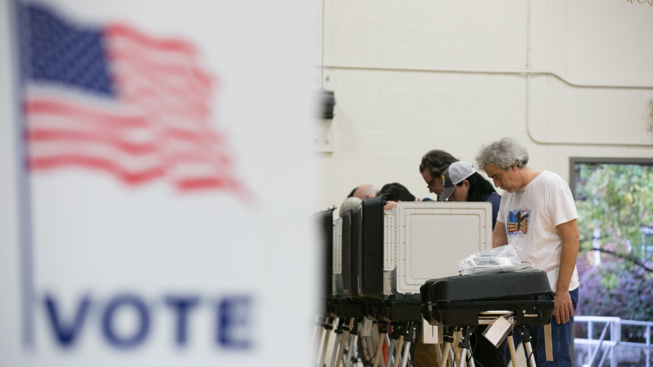 Georgia election officials accused of destroying evidence in voting machine lawsuit