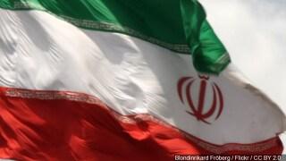 PHOTO: Iranian Flag, Photo Date: 2014