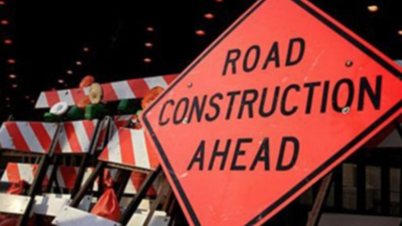 Truxtun Ave and Hwy 99 road closures this week