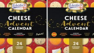 You Can Buy An Advent Calendar With 24 Days Of Cheese