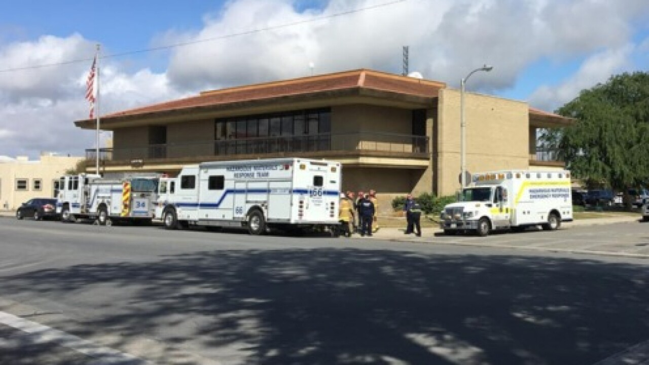 Delano City Hall reopens after crews determine substance was nonhazardous