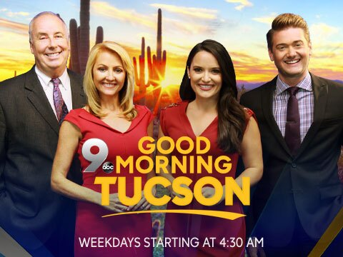 Wake up with Good Morning Tucson!