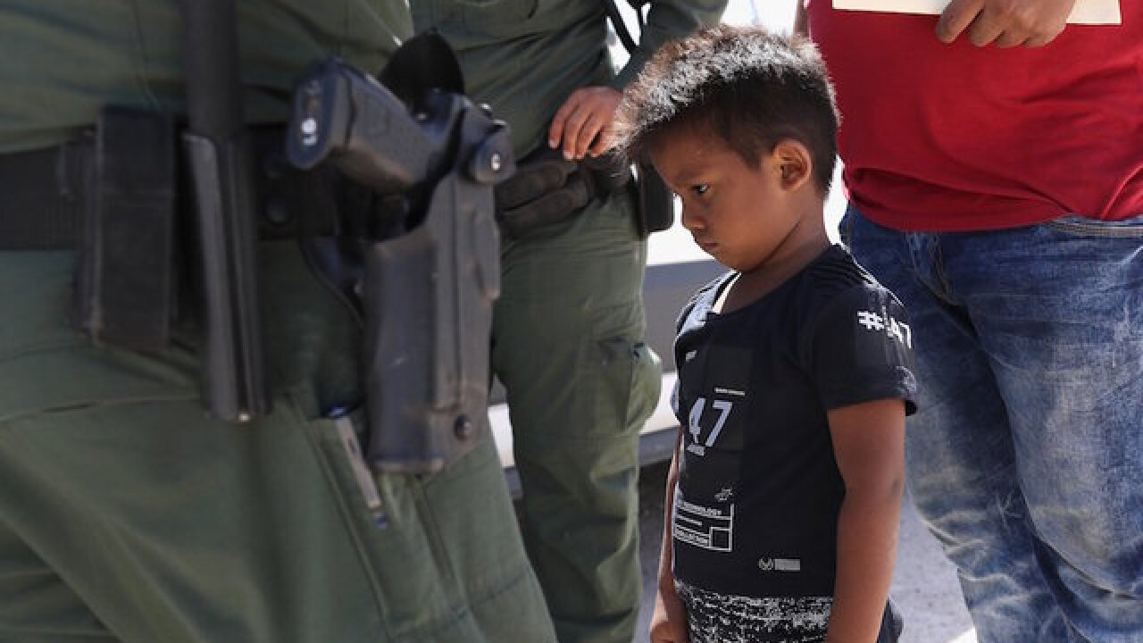 US can't find some parents it separated from migrant children ahead of nearing deadline