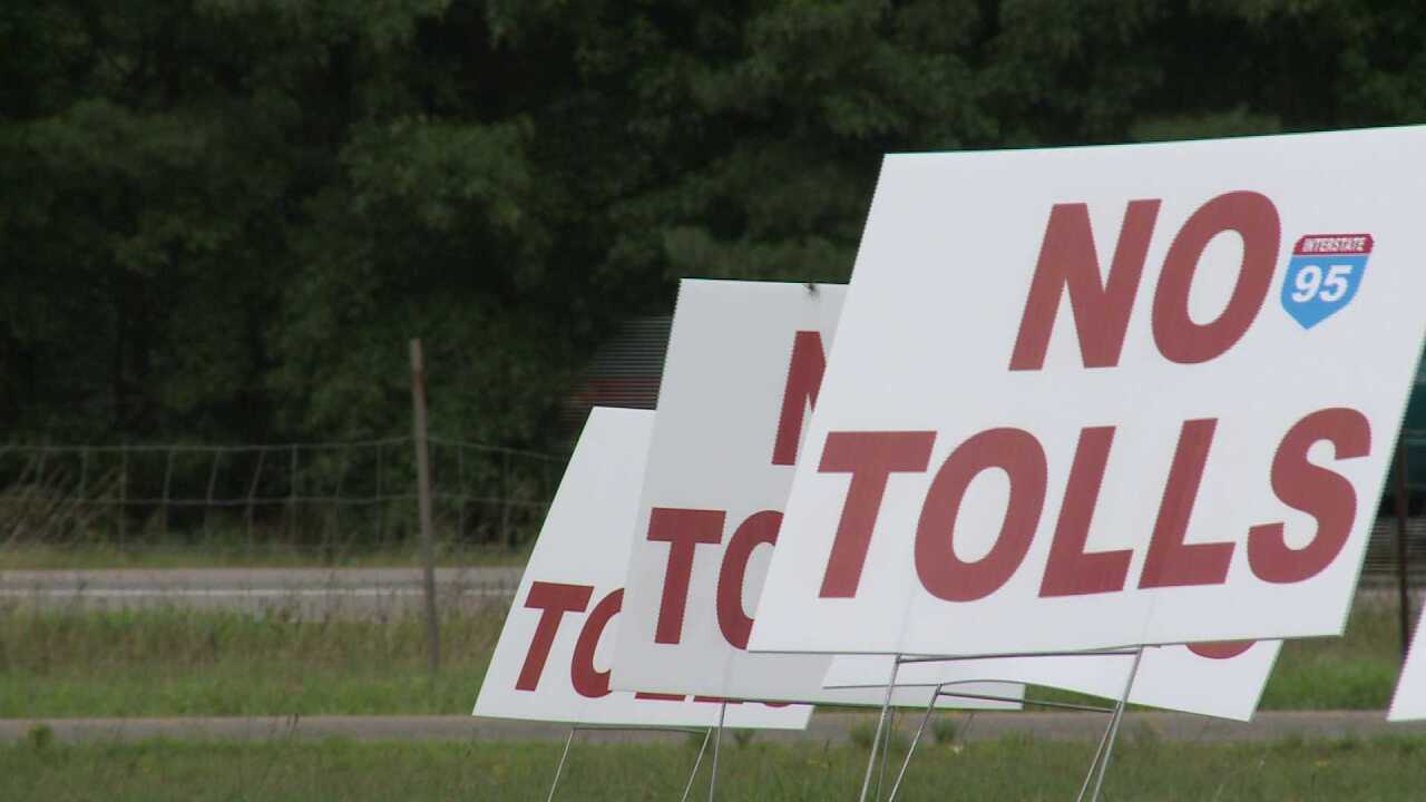 County, town leaders plan to fight against I-95 tolls