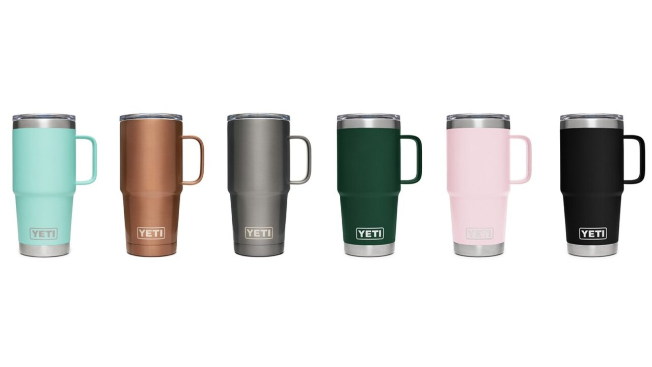More than 241,000 YETI mugs recalled