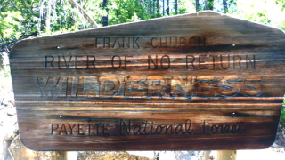 Several trails closed due to wildfires in Frank Church River of No Return Wilderness