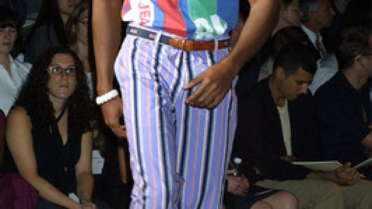 GALLERY: New York Fashion Week in the early '00s