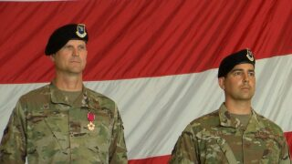 Change of Command ceremony held for 341st Security Forces Group