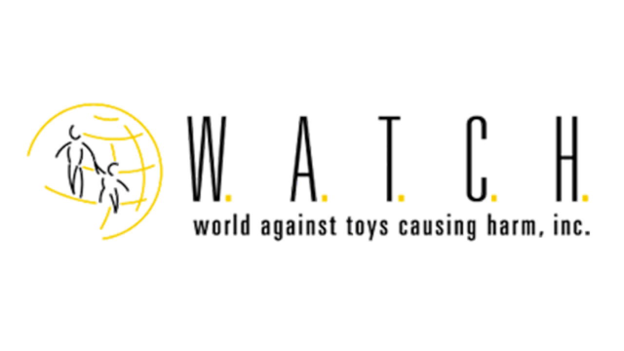 Consumer safety group unveils most dangerous toys list