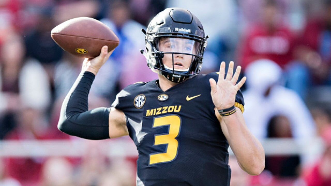 Mizzou ramps up Heisman hype for QB Drew Lock of Lee's Summit