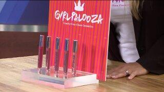 Girlpalooza: A Michigan-made, cruelty-free lipgloss