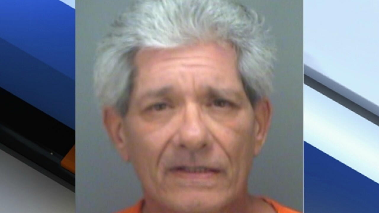 Deputies arrest 60-year-old man 11 minutes after he allegedly robbed a bank using a knife