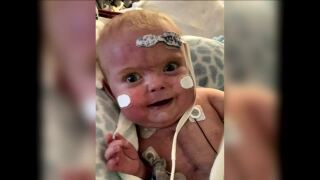 Fighting for Lyam: Montana family searching for answers ailing infant son