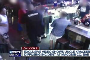 Exclusive video shows Uncle Kracker diffusing incident at Macomb County bar
