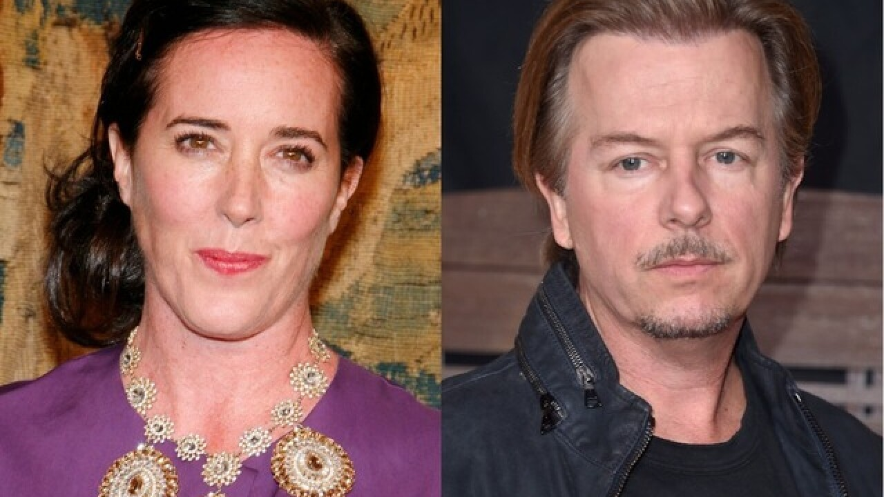 David Spade mourns sister-in-law Kate Spade: 'I still can't believe it'