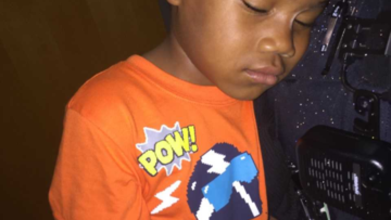 MPD: Lost 3-year-old reunited with his family
