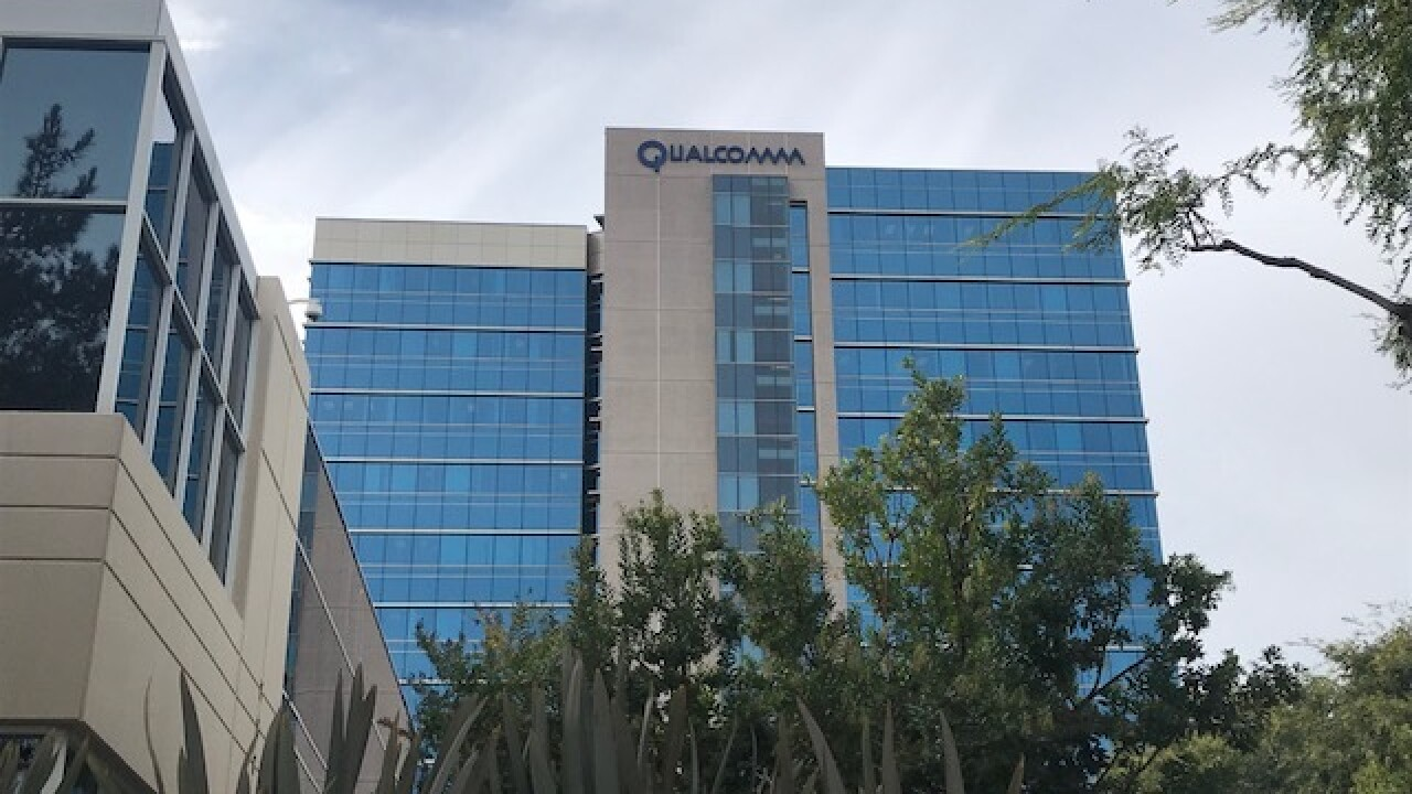 Layoffs coming to Qualcomm, employees report