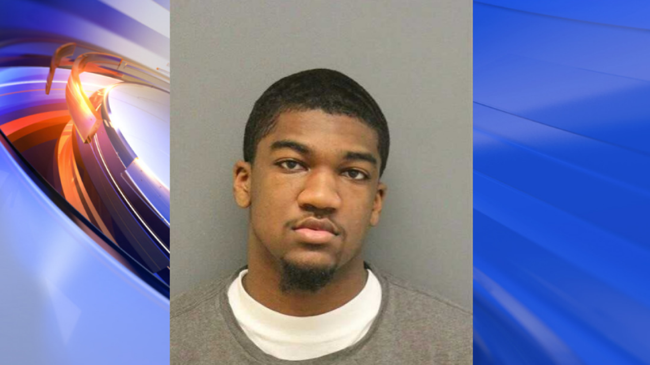 Man charged in 2018 Denbigh High School parking lot shooting