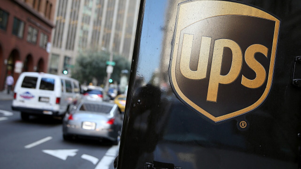 UPS adds new fee for holiday-season deliveries