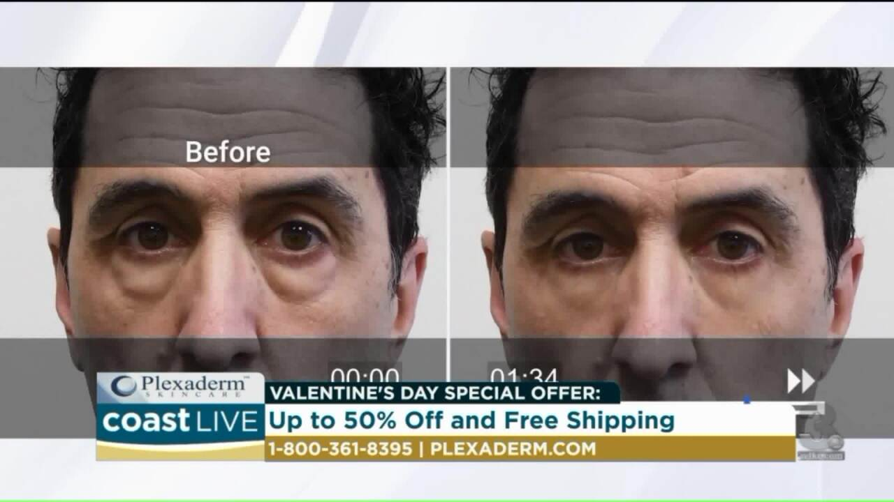 A Valentine's gift of smoothed out wrinkles and no more under eye bags on CoastLive