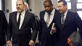 Harvey Weinstein, Ron Sullivan, Jose Baez