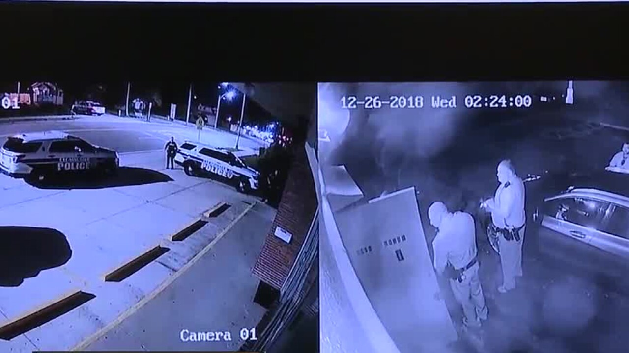 clearwater pd surveillance