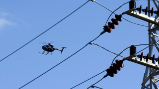 Firstenergy helicopter