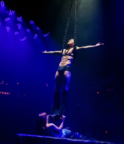 PHOTO GALLERY: Up close and personal with Magic Mike performers