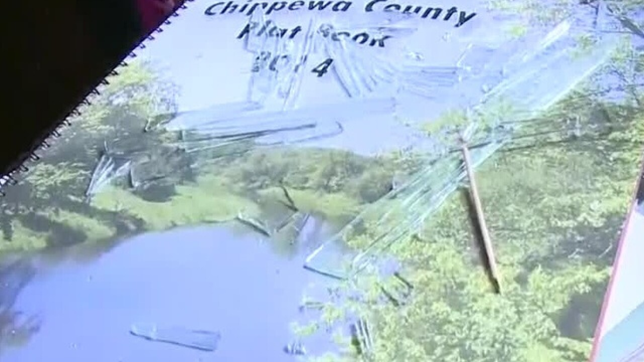 Polling place vandalized in west Wisconsin's Chippewa County