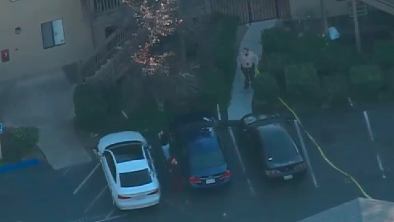 Authorities respond to deputy-involved shooting