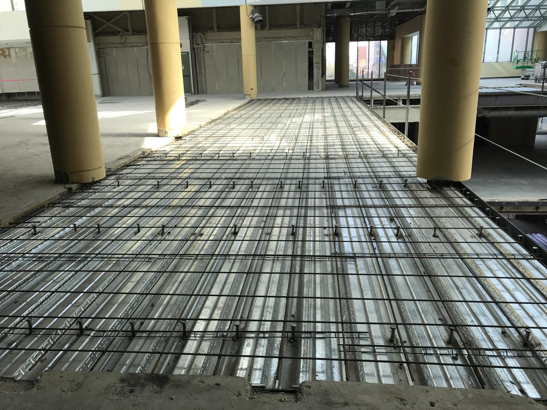 A look inside the Grand Avenue renovation.