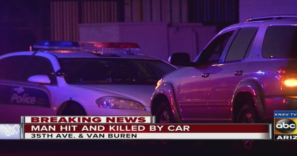 Police investigating deadly pedestrian-involved car crash in