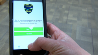 New app helps police fight crime in Columbia Falls