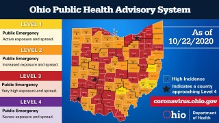Oct. 22 Public Health Advisory System