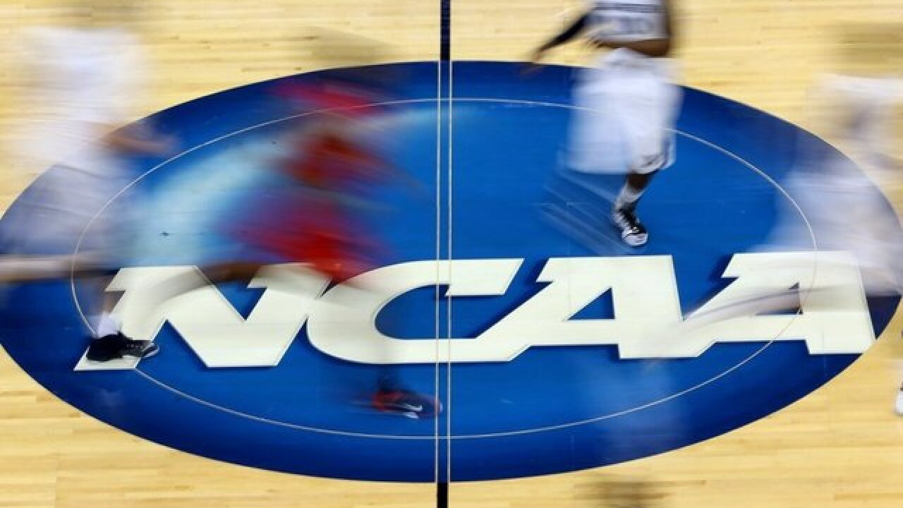 NCAA opens door to title games for states with sports bets