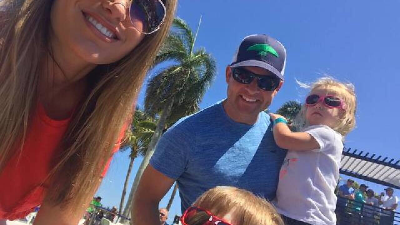 PHOTOS: Jay Cashmere's family does SunFest and you can see his personal photos