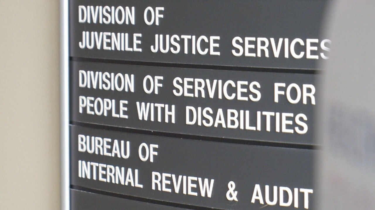 Division of Juvenile Justice Services