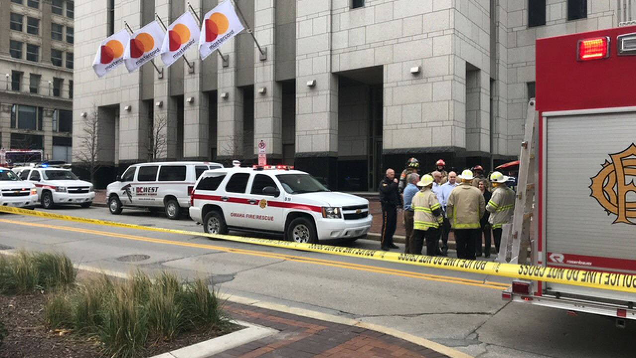 First National Tower evacuated Thursday