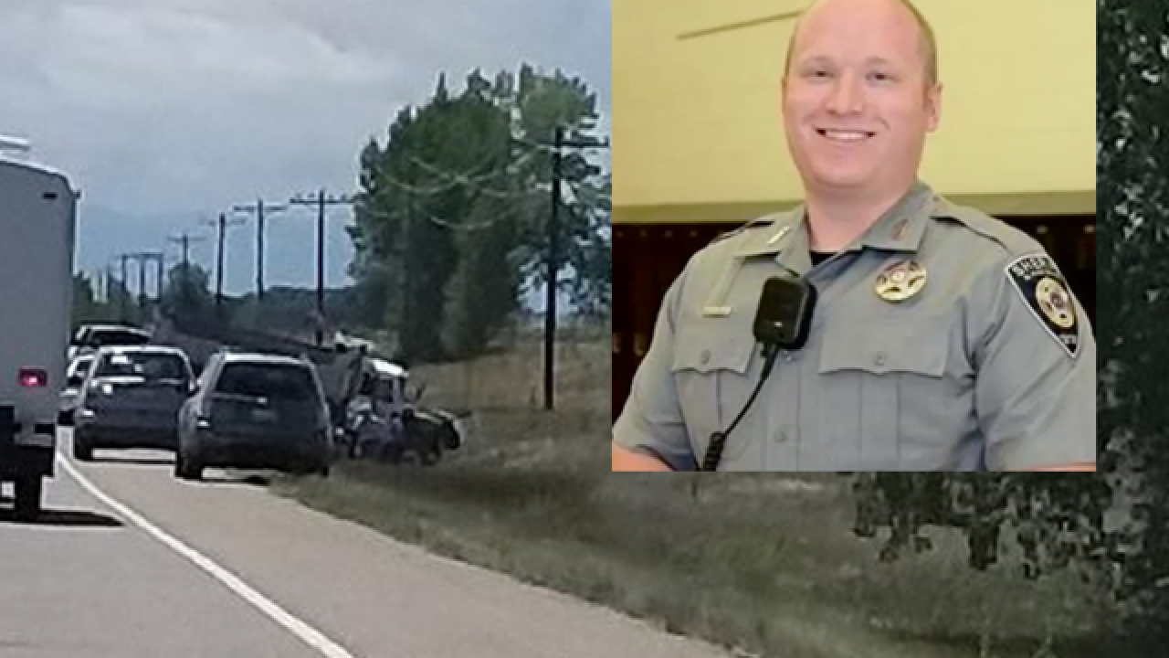 El Paso County deputy charged in crash that killed 2 people