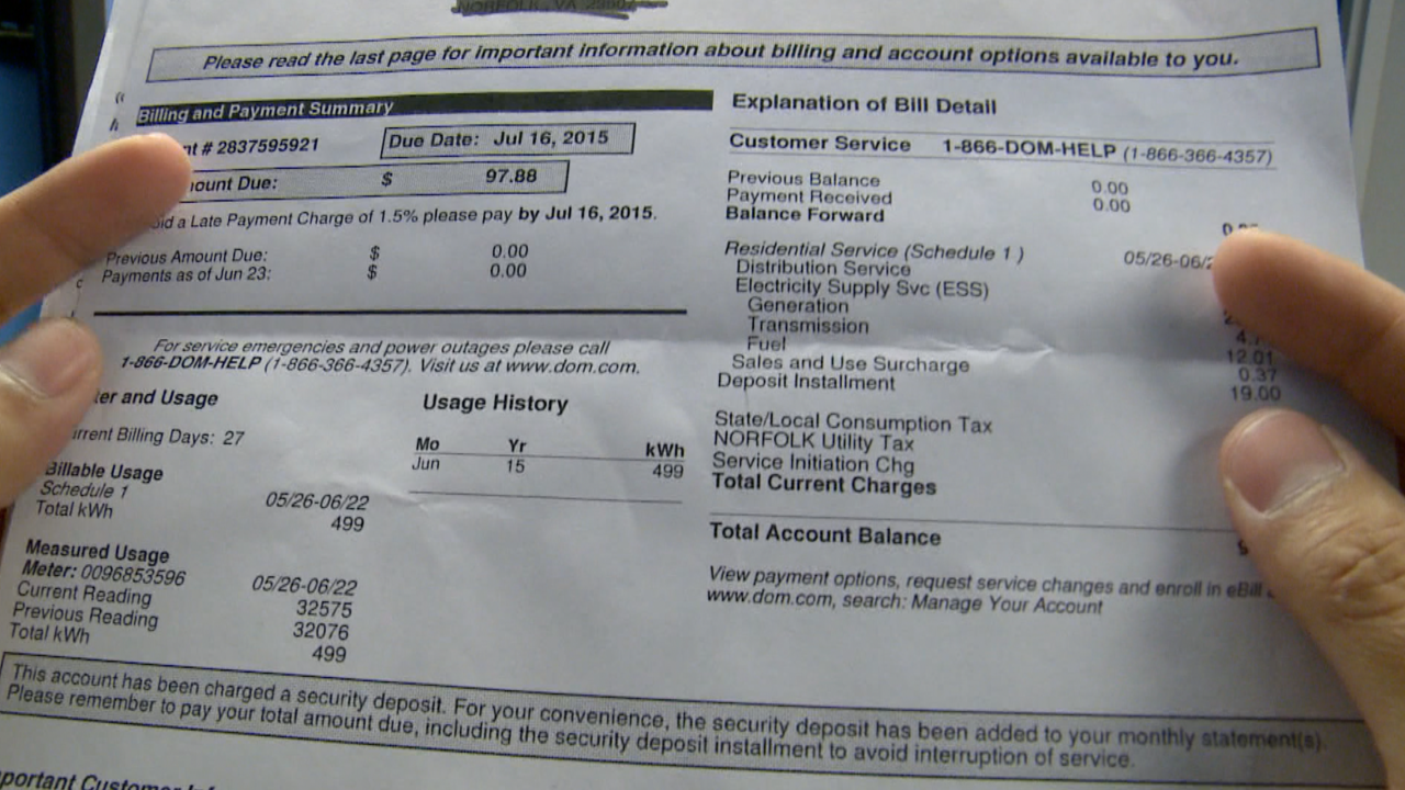 Are you paying high energy bills this summer? Dominion Energy explains why