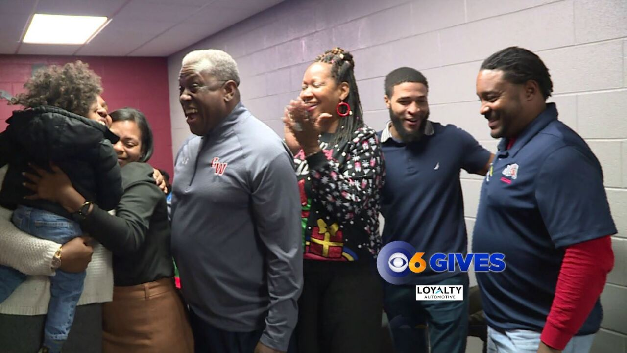 George Wythe High head coaches honored for their hardwork