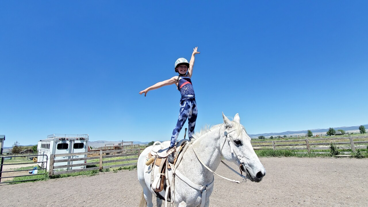 POS MT Trick rider