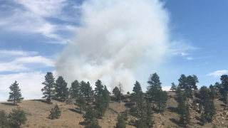 Mountain View Fire 20 percent contained